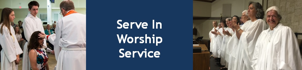Serve In Worship Christ Church Vero Beach